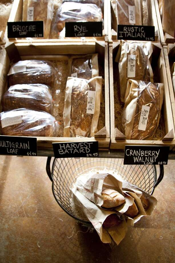 Assortment of fresh bread. Photo: Thomas B. Shea, For The Chronicle