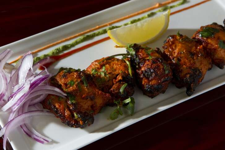 Peshawari Mugh Kebab at Great W'kana