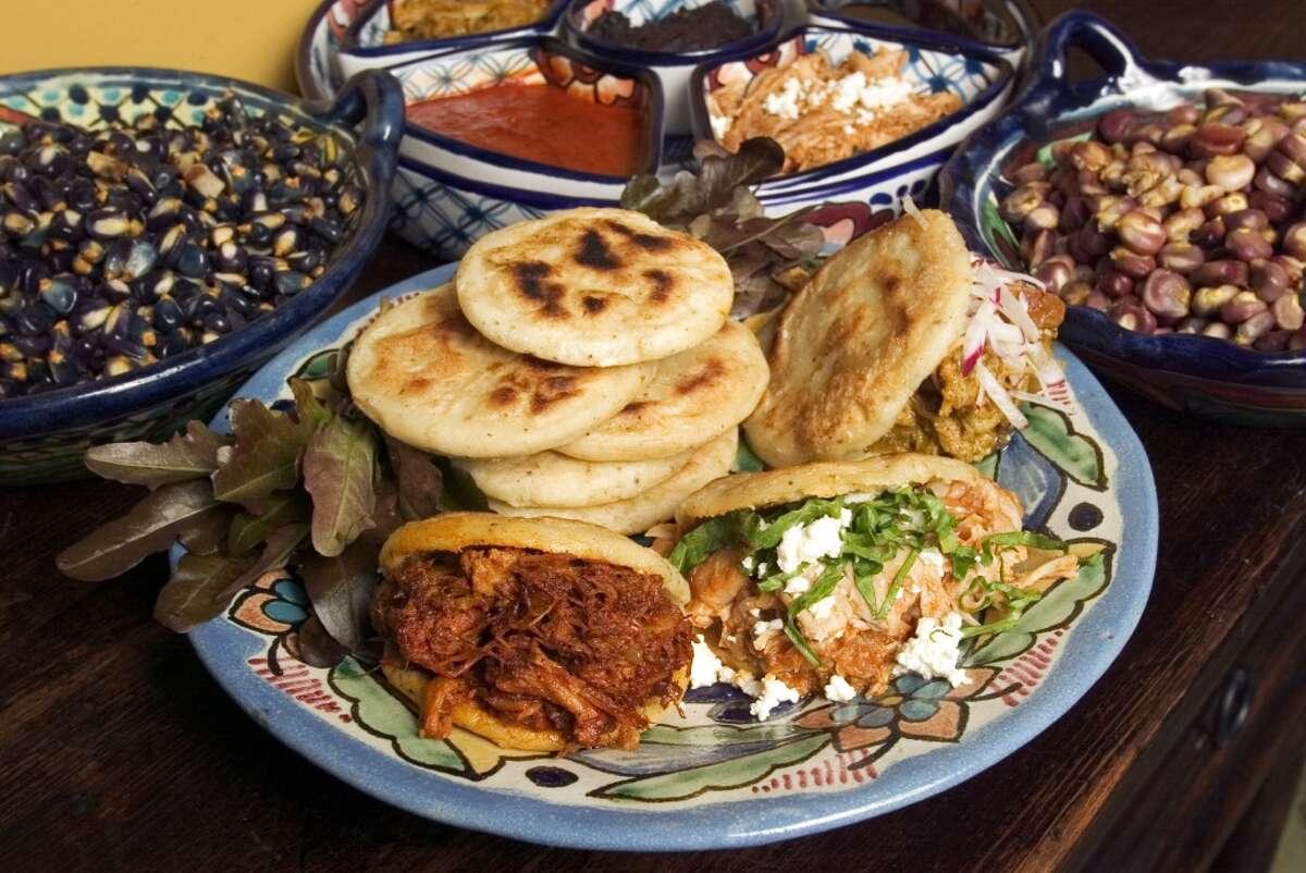 Hugo's Cuisine: MexicanDish: gorditasEntree price: $$Where: 1602 WestheimerPhone: 713-524-7744Website: hugosrestaurant.net
