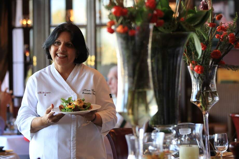 Kiran'sLocation:4100 Westheimer, Houston, Texas 77027Phone:713-960-8472Tickets:$85, includes a four-course prix fixe menu and a champagne toast.   Photo: Karen Warren, Houston Chronicle