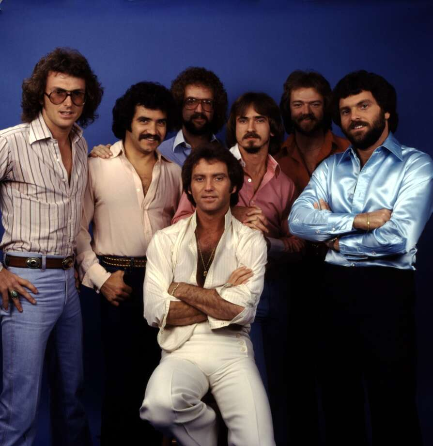 'Houston (Means I'm One Day Closer to You)' by Larry Gatlin & the Gatlin BrothersSample lyrics: Houston, Houston means that I'm one day closer to you. / Houston, Houston means the last day of the tour and we're through. Photo: Michael Ochs Archives