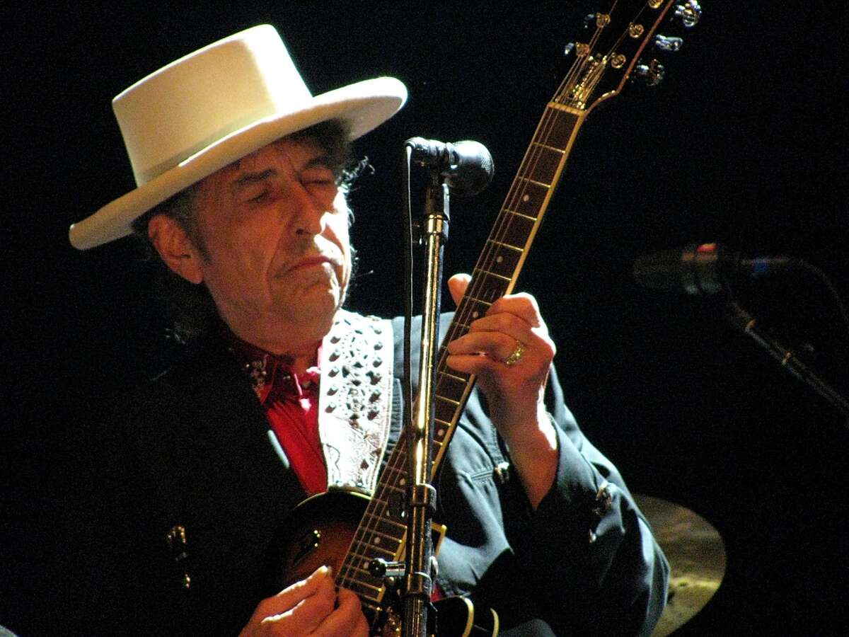 Bob Dylan will play Houston's Bayou Music Center on May 5, according to his official website.MORE: Dissecting Dylan's albums ...