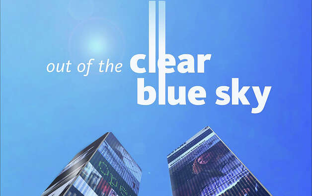 'Out of the Clear Blue Sky' - Directed by a family member of one of the victims, this gripping documentary tells the story of financial firm Cantor Fitzgerald in the aftermath of the September 11, 2001 terrorist attack, which took the lives of 658 of the company's employees. Available Dec. 1 Photo: Contributed Photo / Westport News contributed