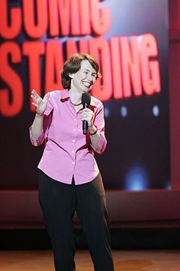 "Jane Condon got her big break in 2007 when she was voted Audience Favorite (N.Y.) on NBC's ""Last Comic Standing."" She will perform T Cabaret Theatre at Mohegan Sun, 1 Mohegan Sun Boulevard, Uncasville, Conn.. Saturday, Sept. 7, 2013. Photo: Contributed Photo, ST"