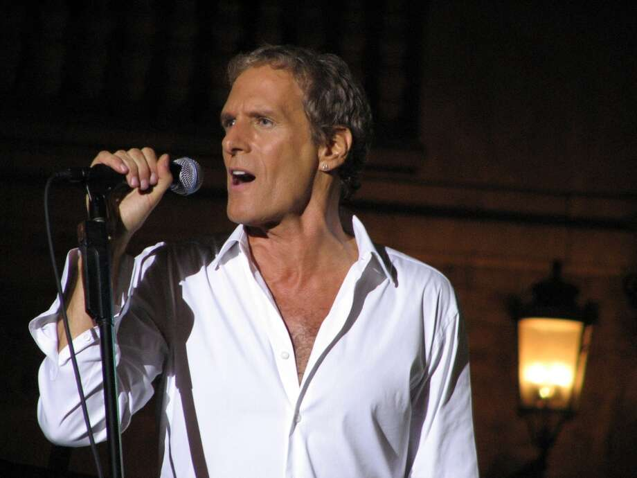 Michael Bolton will be doing a public interview about his music career at the JCC of Greater New Haven in Woodbridge, Conn., on Tuesday, Sept. 10, 2013. Photo: Contributed Photo
