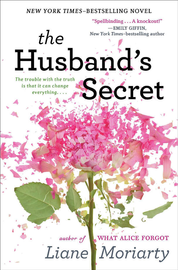 """Liane Moriartyís novel The Husbandís Secret"""" was a hit this summer with readers at Greenwich Library. Photo: Contributed Photo"""