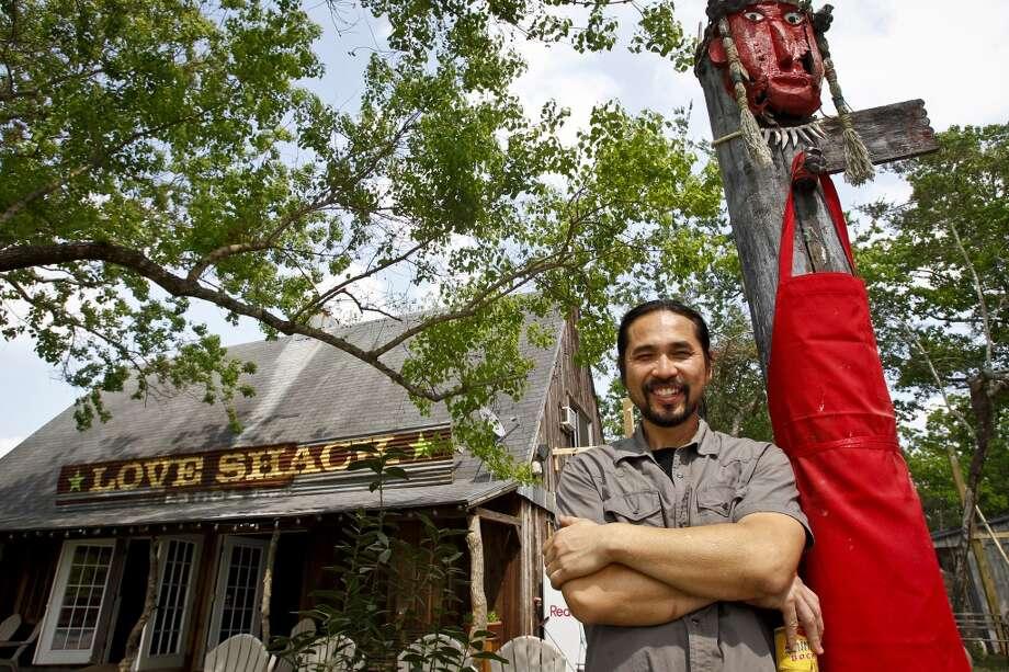 The Shack owner Joe Duong Photo: Michael Paulsen, Chronicle