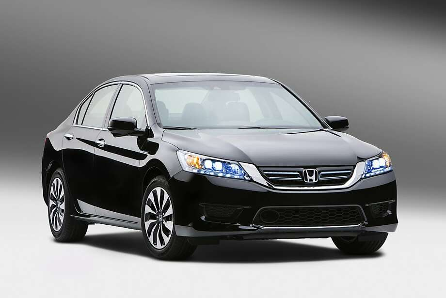 Honda says its 2014 Accord Hybrid will be the most fuel-efficient U.S. sedan, getting 50 mpg in the city, 45 mpg on the highway and 47 mpg combined. Photo: Uncredited, Associated Press