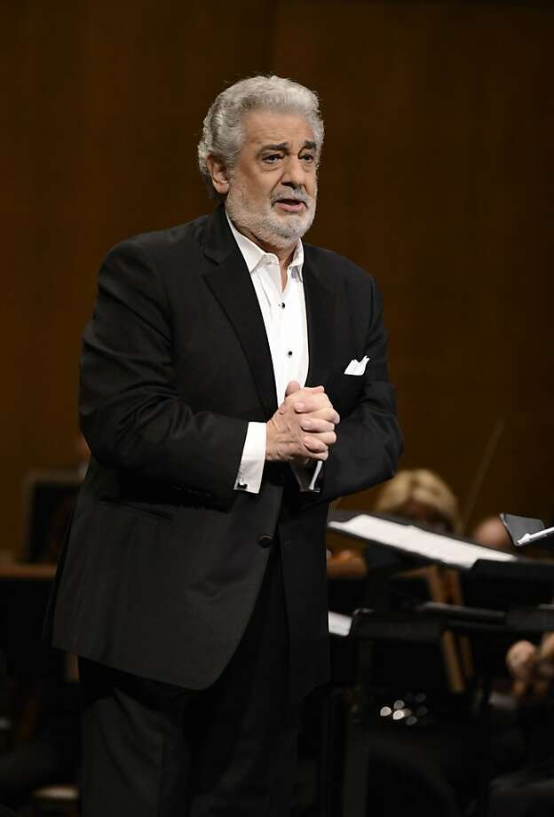 Plácido Domingo Photo: Dan Steinberg, Associated Press