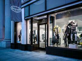 Scoop NYC, a popular New York retailer of women's designer fashion, has opened at 21 Grant Avenue in San Francisco.