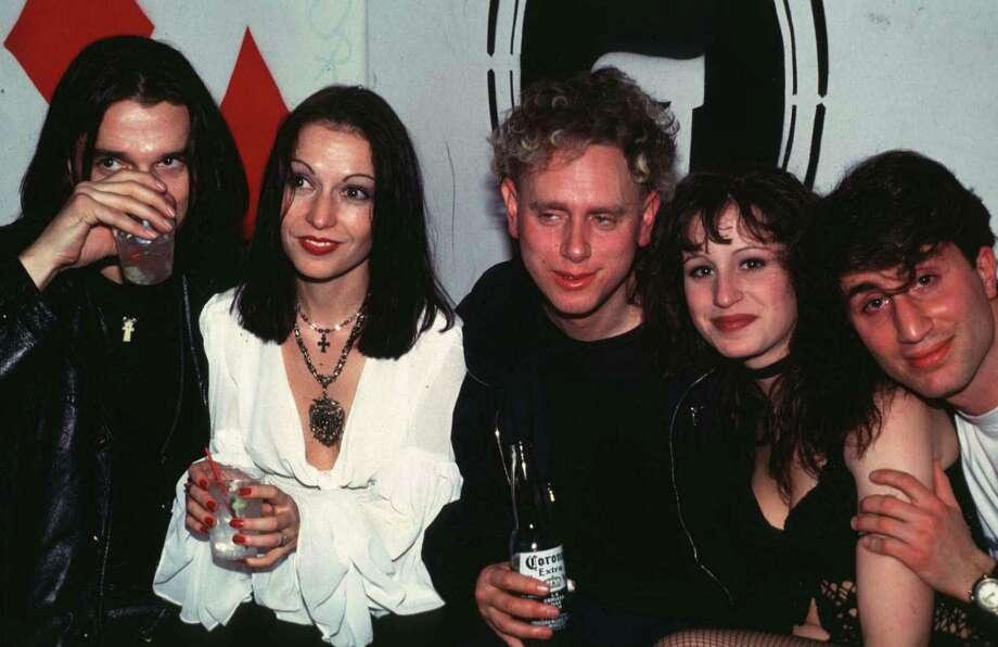 Depeche Mode, Seattle Coliseum, 1994 Photo: Steve Eichner, Getty / WireImage