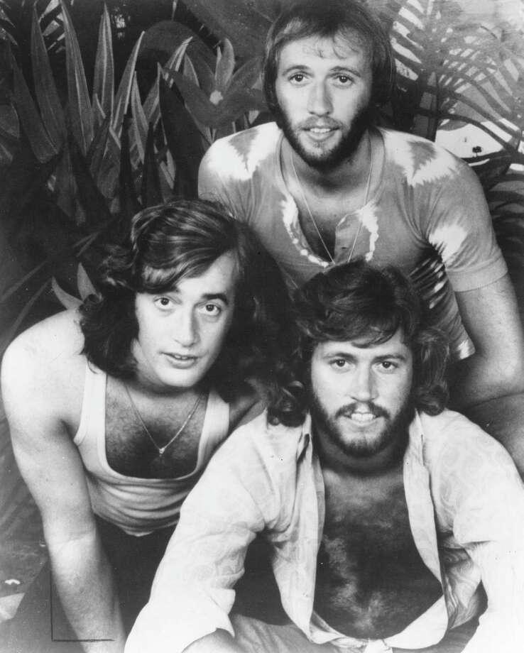 Bee Gees, Seattle Coliseum, 1979 Photo: Michael Ochs Archives, Getty / Michael Ochs Archives