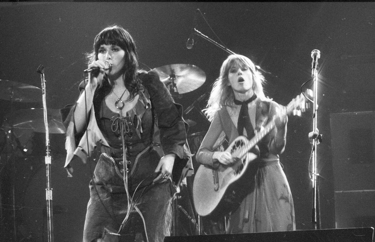 Heart, Seattle Coliseum, 1979