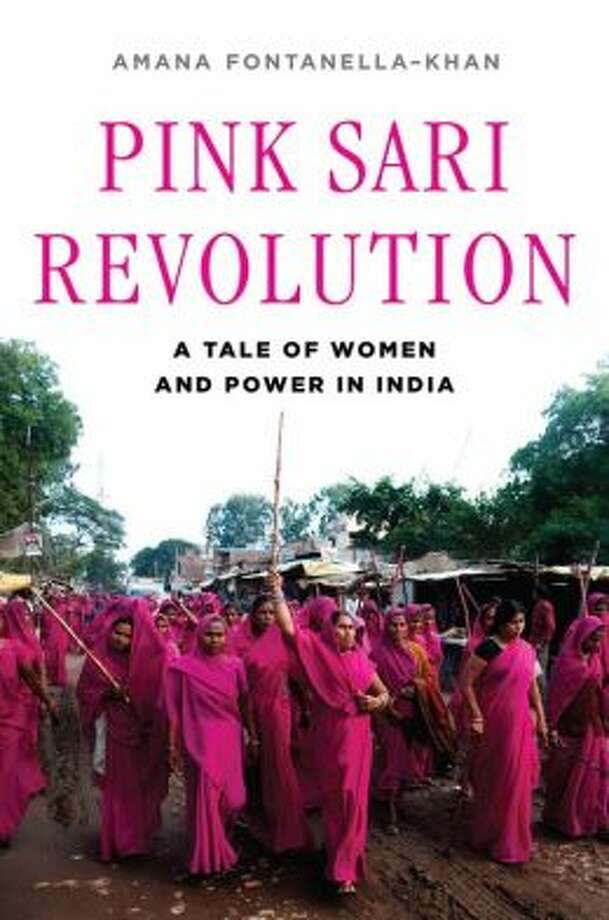 """Pink Sari Revolution"" by Amana Fontanella-Khan Photo: Xx"