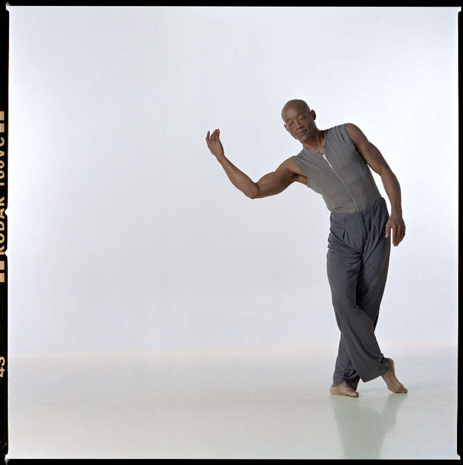 Bill T. Jones will be the first speaker of the Mitchell Artist Lecture series. Photo: Lois Greenfield