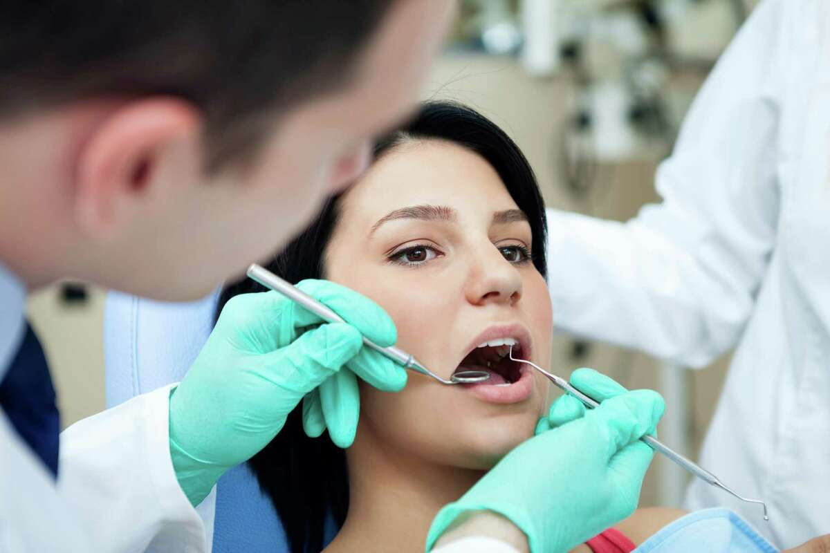 Average pay : $68,250 a yearWhat they do: Dental hygienists clean patients' teeth and examines them for oral diseases. Source: Bureau of Labor Statistics