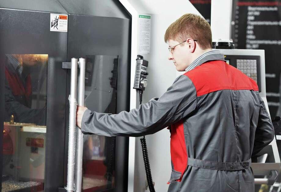Career path: Future as a machinist looks bright - Houston