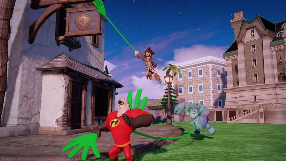 No. 9: Disney Infinity Disney Interactive Studios Wii Action Weekly units sold: 28,918 Total units sold: 108,390 Number of weeks available: 2 Photo:  Disney Interactive Studios