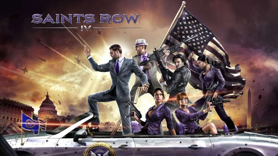 No. 7: Saints Row IV Deep Silver PlayStation 3  Action-adventure  Weekly units sold: 56,415 Total units sold: 215,817 Number of weeks available: 2 Photo: Deep Silver