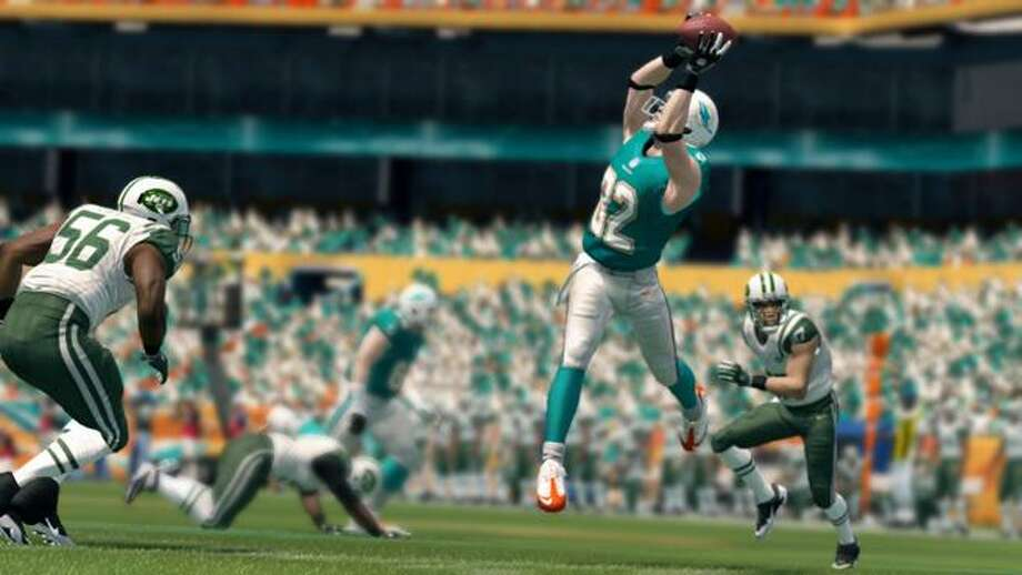 No. 2: Madden NFL 25 Electronic Arts Sports PlayStation 3 Sports Weekly units sold: 427,445 Total units sold: 427,445 Number of weeks available: 1 Photo: EA Sports