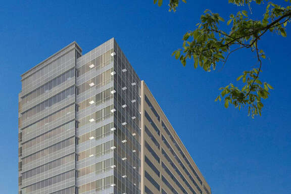 Technip has signed a lease for an entire 17-story building under construction along the Katy Freeway.