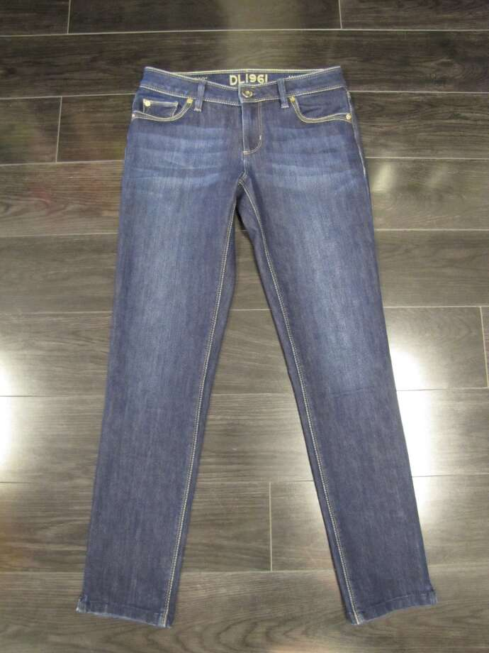 Angel  mid-rise skinny jean, DL1961, LUXE Boutique, Beaumont, $158 Photo: Cat5