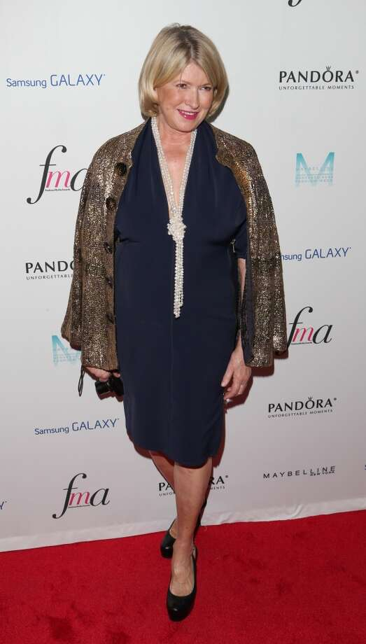 Martha Stewart attends the Daily Front Row's Fashion Media Awards at Harlow on September 6, 2013 in New York City.  (Photo by Charles Norfleet/FilmMagic) Photo: Charles Norfleet, FilmMagic