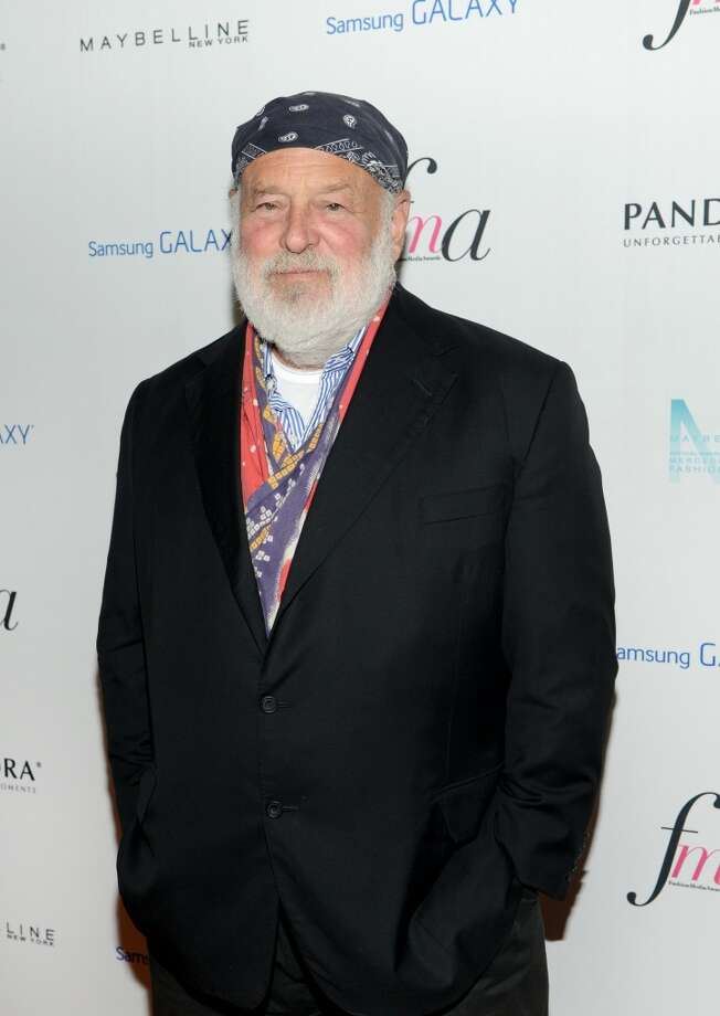 Bruce Weber attends the Daily Front Row's Fashion Media Awards at Harlow on September 6, 2013 in New York City. (Photo by Michael N. Todaro/WireImage) Photo: Michael N. Todaro, WireImage
