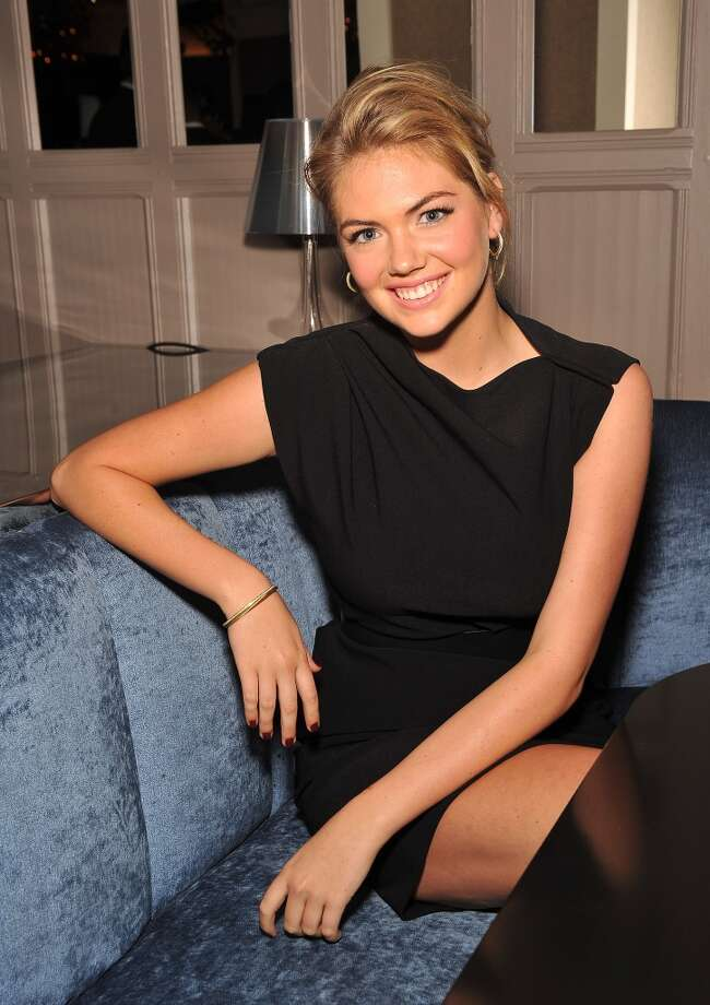 Model Kate Upton attends The Daily Front Row's Fashion Media Awards at Harlow on September 6, 2013 in New York City.  (Photo by D Dipasupil/Getty Images for The Daily Front Row) Photo: D Dipasupil