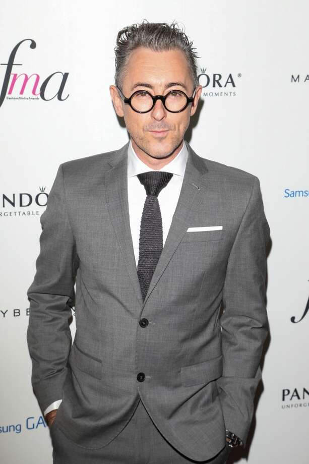 Alan Cumming attends the Daily Front Row's Fashion Media Awards at Harlow on September 6, 2013 in New York City.  (Photo by Charles Norfleet/FilmMagic) Photo: Charles Norfleet, FilmMagic