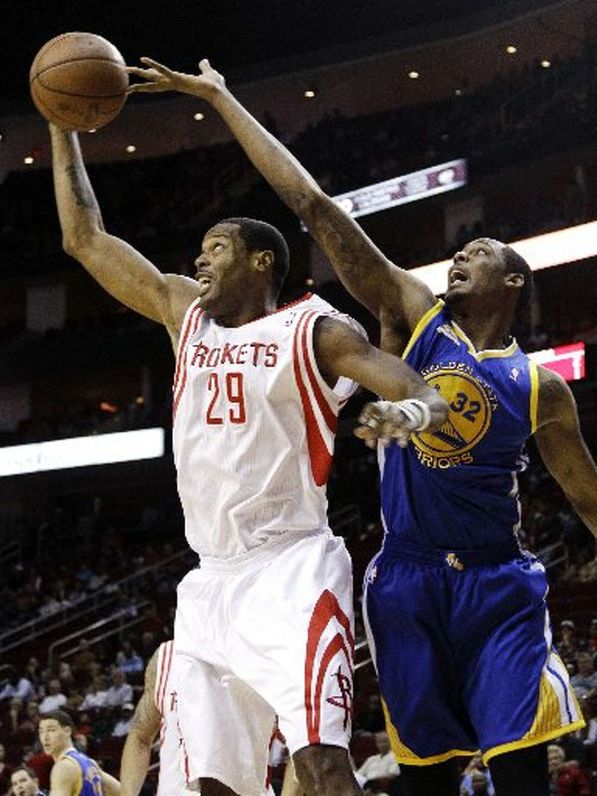 Veteran Marcus Camby, left, joined the Rockets for 19 games in the spring of 2012, then played 24 for the Knicks last season, averaging 10 minutes per contest.
