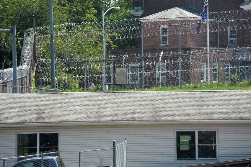 Exterior of Bedford Hills Correctional Facility on Wednesday, Aug. 21, 2013 in Bedford Hills, N.Y. (Lori Van Buren / Times Union)