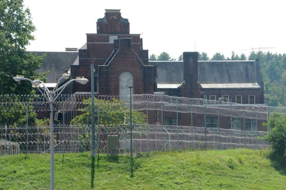 Exterior of Bedford Hills Correctional Facility on Wednesday, Aug. 21, 2013 in Bedford Hills, N.Y.  (Lori Van Buren / Times Union) Photo: Lori Van Buren / 00023514A