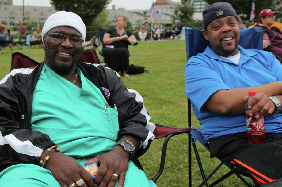 Were you Seen at the Albany Riverfront Jazz Festival at Jennings Landing on Saturday, Sept. 7, 2013? Photo: Jackson Wang
