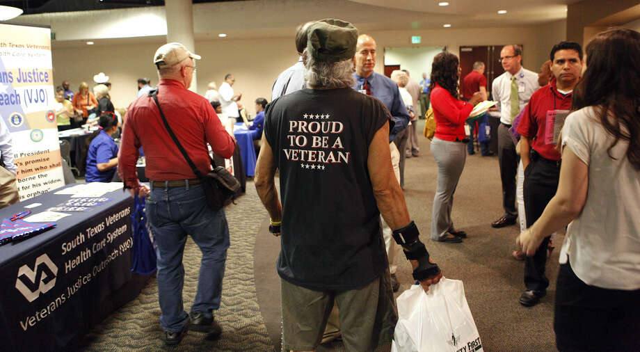Summit Addresses Veterans Mental Health San Antonio Express News