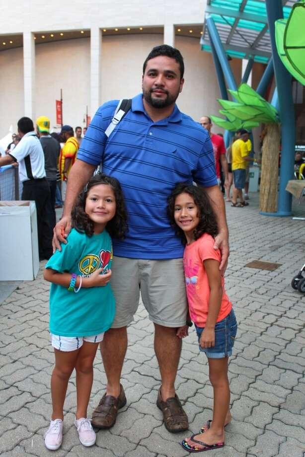 Houston's Brazilian Arts Foundation holds the family-oriented festival every September. Photo: Jorge Valdez, For The Chronicle