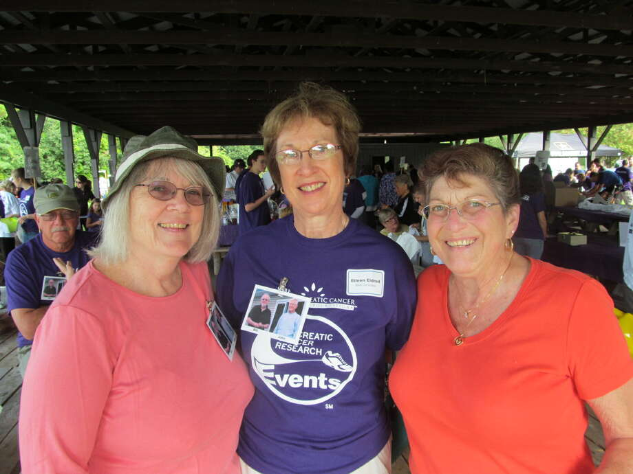 Were you Seen at the Albany Pancreatic Cancer Research Walk Sunday, September 8, 2013 at the Elm Avenue Town Park in Delmar? Photo: Kristi Gustafson Barlette/Times Union