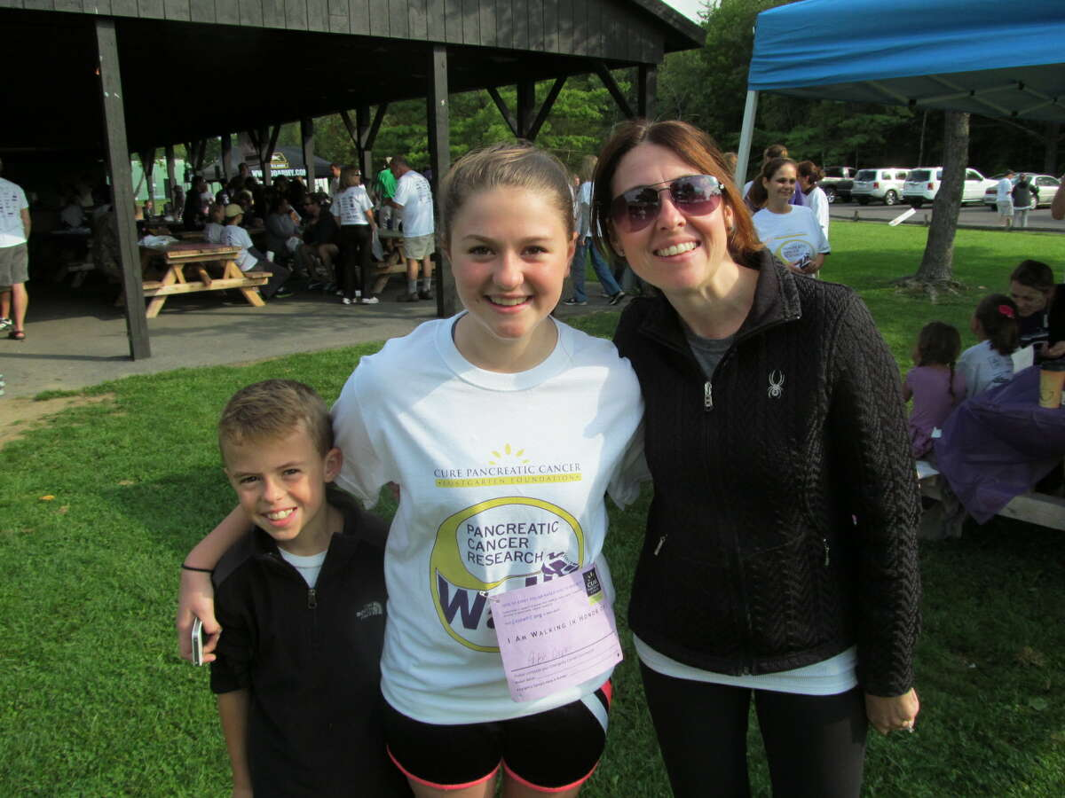 Were you Seen at the Albany Pancreatic Cancer Research Walk Sunday, September 8, 2013 at the Elm Avenue Town Park in Delmar?