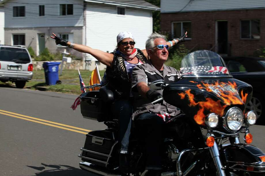 """On Sunday, """"Ride Against Child Abuse,"""" will feature hundreds of motorcycles making their way through parts of Fairfield County, including Bridgeport, Fairfield, Monroe and Newtown, all in an effort to stop child abuse. Find out more.  Photo: BK Angeletti, B.K. Angeletti / Connecticut Post freelance B.K. Angeletti"""