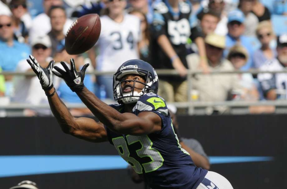 What we saw: Seahawks 12, at Panthers 7  Total yards: Seattle 370, Carolina 253 | Total plays: Seattle 61, Carolina 50 Passing yards: Seattle 300, Carolina 119 | Rushing yards: Seattle 70, Carolina 134 Penalties: Seattle 9/109, Carolina 4/46 | Turnovers: Seattle 1, Carolina 2  The Seahawks won their season-opener Sunday at Carolina, but it wasn't pretty. At all. It would be understandable if the 12th Man is nervous for the remainder of the season after Seattle's showing Sunday. But a win is a win is a win, and the Seahawks pulled it off 12-7. Click through the gallery for our major takeaways from Seattle's first win of the highly anticipated 2013 season. Photo: Mike McCarn, Associated Press
