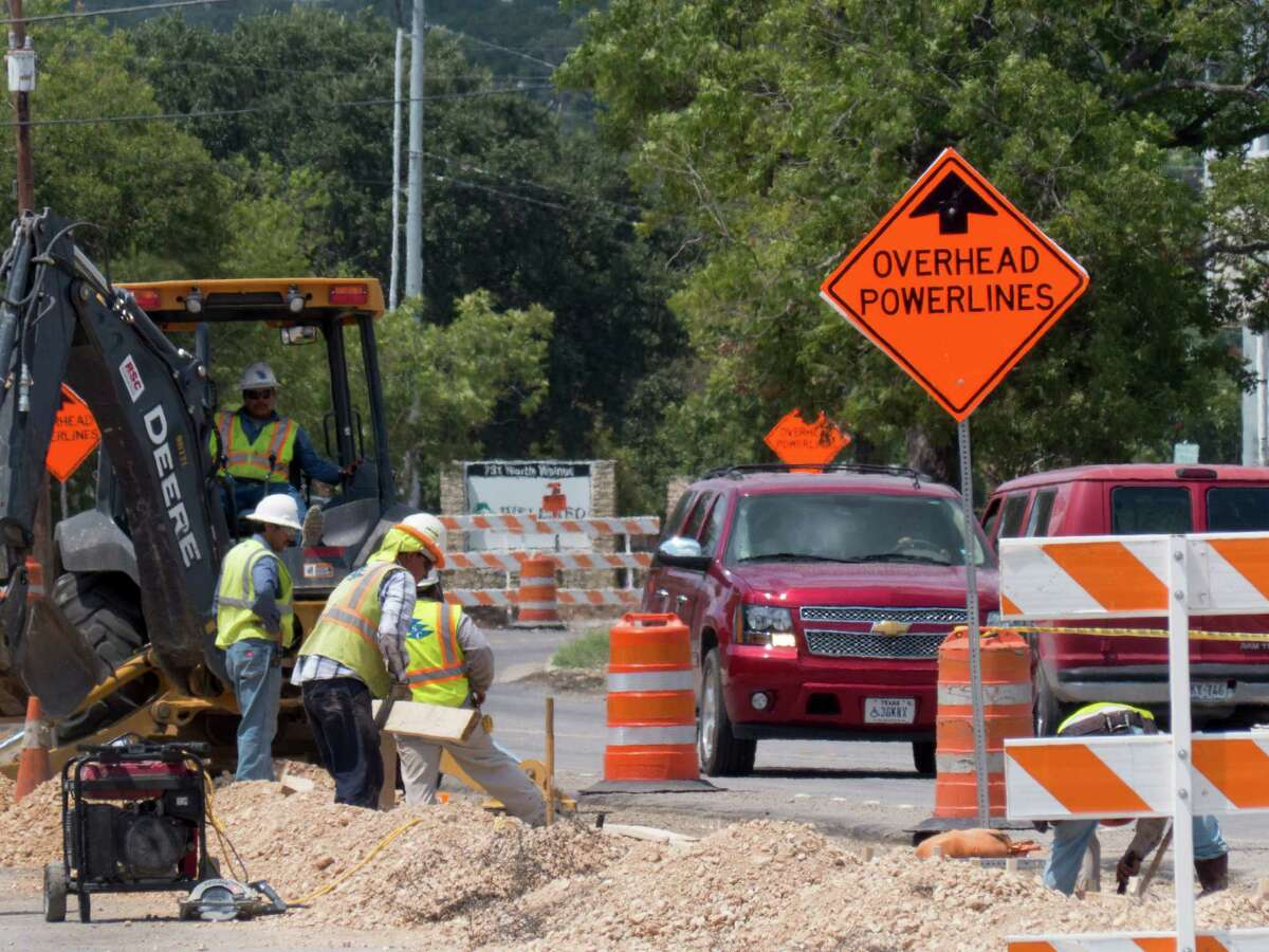 The city plans on using a majority of the bond funds for roadwork.