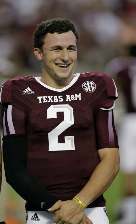 Johnny Manziel says A&M's extra week of action trumps Alabama's extra week of preparation.
