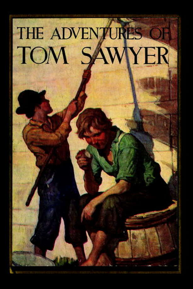 FACT. Mark Twain named his most famous character after S.F. volunteer firefighter Tom Sawyer. Twain was drinking buddies with Sawyer, who had many adventures and helped save dozens of people on a steamship. Photo: File, Getty Images / Archive Photos