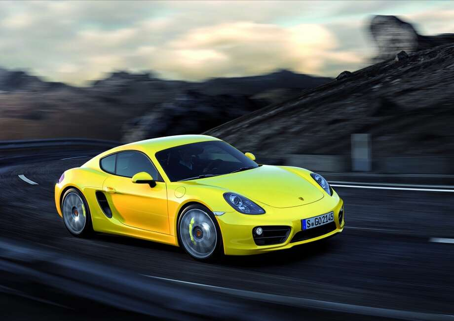 The 2014 Porsche CaymanSource: Automobile Magazine