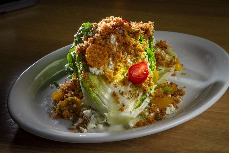 "The Sweet Gem  ""Wedgie"" salad at Mikkeller. Photo: John Storey, Special To The Chronicle"