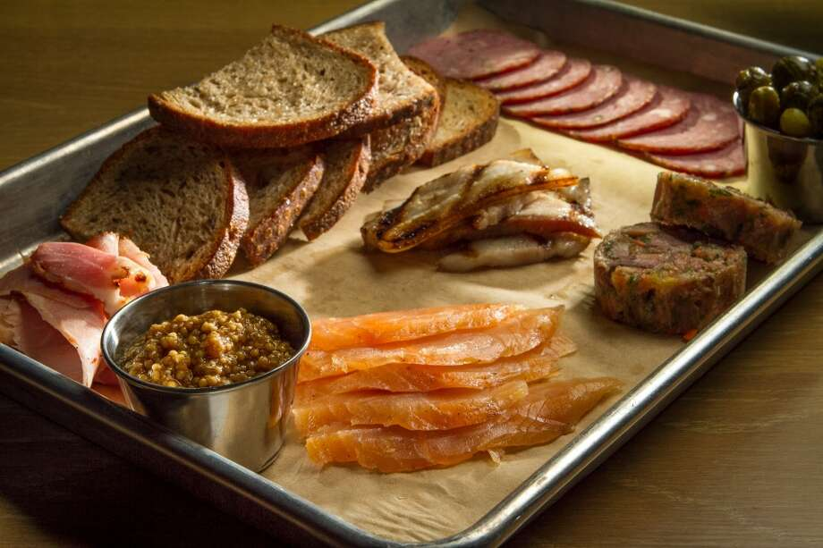 The Butcher's Board at Mikkeller. Photo: John Storey, Special To The Chronicle