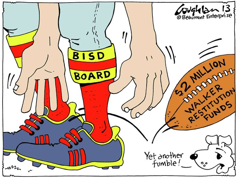 Andy Coughlan's cartoon for Sunday, September 8, 2013.