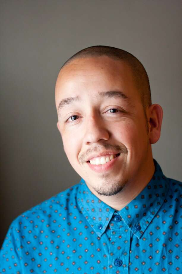 "Shea Serrano, the Houston teacher and writer who created ""Bun B's Rap Coloring and Activity Book.""  (Photo: Larami Serrano)"