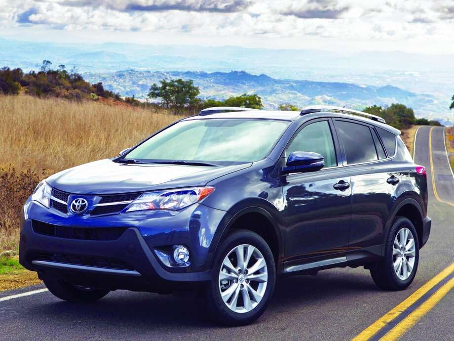 Contender: Toyota RAV4Starting price: $23,300Source: Motor Trend