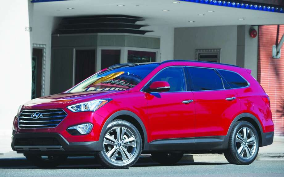 Best Midsized SUV:2014 Hyundai Santa FeSource: Consumer Reports